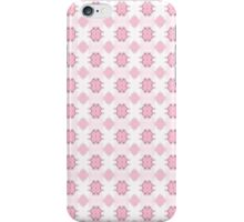 Noughts & Crosses - Blossom Pink iPhone Case/Skin