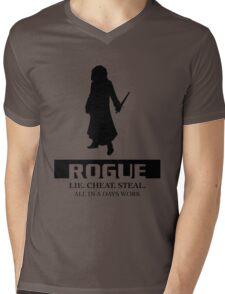 Rogue Mens V-Neck T-Shirt