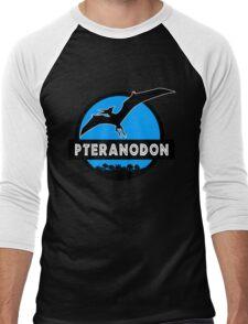 Jurassic World: Pteranodon Men's Baseball ¾ T-Shirt