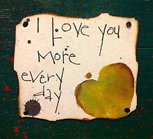 I love you more by PoetJenHarris