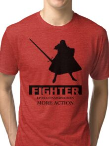 Fighter Tri-blend T-Shirt