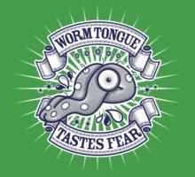 Worm Tongue Kids Clothes