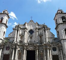 Catedral de San Cristobal in Havana by apricotargante