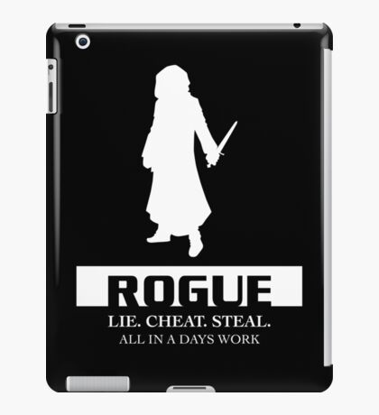Rogue Inverted iPad Case/Skin