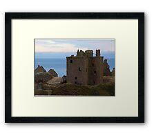 Dunottar Castle Framed Print