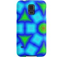 Colorful abstract pattern Samsung Galaxy Case/Skin