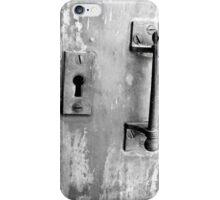 The Lock iPhone Case/Skin