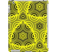 Ugly Yellow abstract pattern iPad Case/Skin