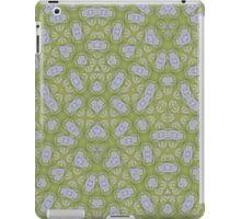 yellow modern Abstract Pattern  iPad Case/Skin