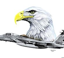 """""""Eagles"""" by Trenton Hill"""
