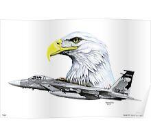 """""""Eagles"""" Poster"""