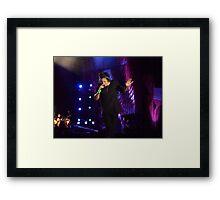 h at wwa Framed Print