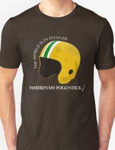 Where's My Pogo Stick? Unisex T-Shirt