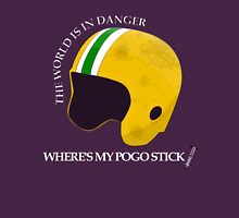 Where's My Pogo Stick? Unisex T-Shirt