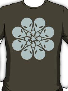 Alien / flower mandala T-Shirt