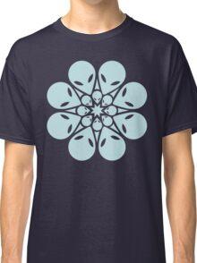 Alien / flower mandala Classic T-Shirt