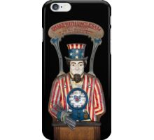 Shake With Uncle Sam iPhone Case/Skin