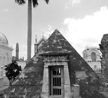 Memorial Colon Cemetery, Cuba by apricotargante
