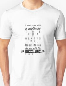 Lawyers, Guns & Money Unisex T-Shirt