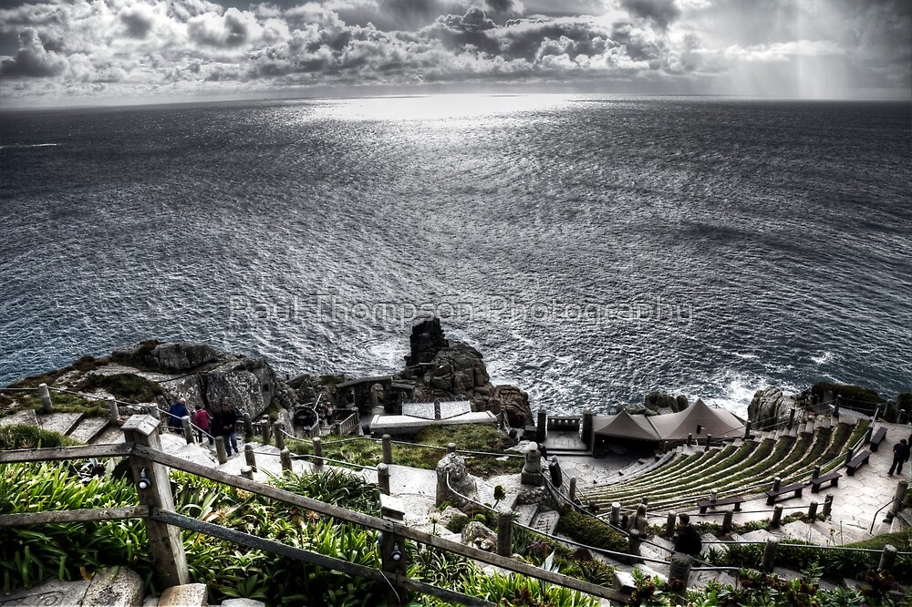 Minack Theatre by Paul Thompson Photography
