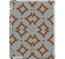 Modern abstract trendy pattern iPad Case/Skin