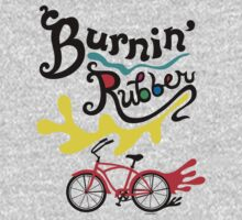 Burnin' Rubber  Kids Clothes