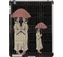 Rainy Night iPad Case/Skin