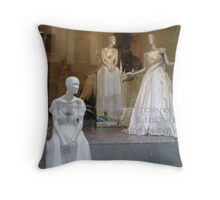 Waiting for Mr. Right... Throw Pillow