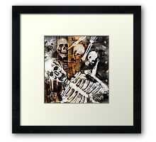Just Passing Through Framed Print