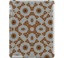 Abstract Pattern brown iPad Case/Skin