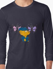 Ferald and The Evil Butterflies Long Sleeve T-Shirt
