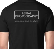 Aerial Photography - professional Unisex T-Shirt