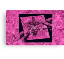 Love Letter -  Art + Products Design  Canvas Print