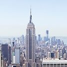 Midtown Panorama by Paul Thompson Photography
