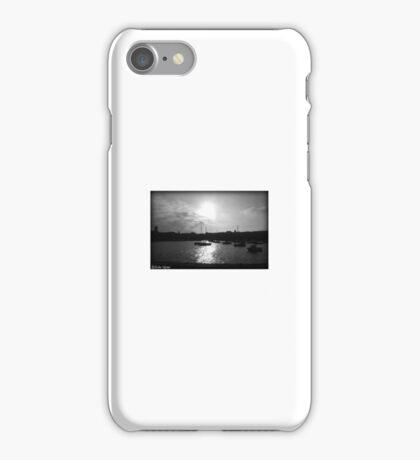 Cornwall,Penzance Harbour  iPhone Case/Skin