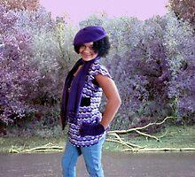 "Lavender""s Splender by Linda Miller Gesualdo"