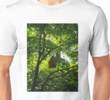A Birdhouse in the Forest Unisex T-Shirt