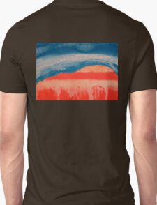 Ghost Ranch original painting T-Shirt