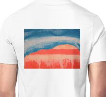 Ghost Ranch original painting Unisex T-Shirt