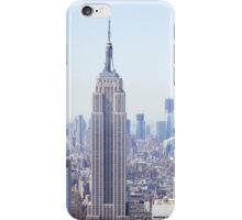 New York City Panorana iPhone Case/Skin