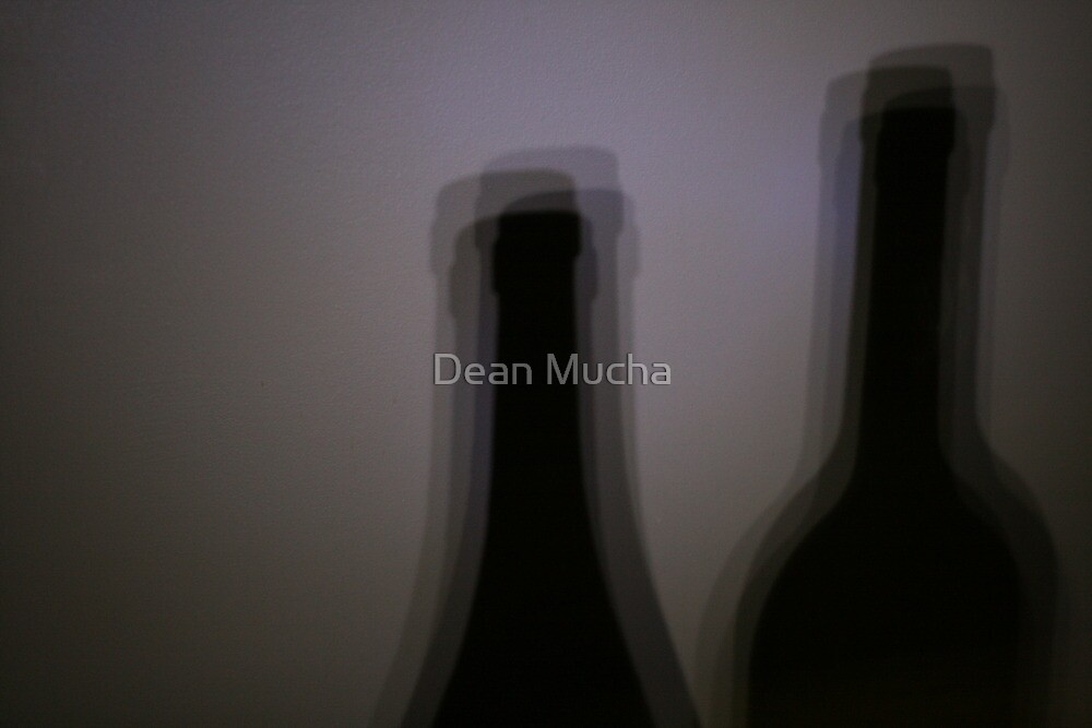 Blurred Double Vision by Dean Mucha