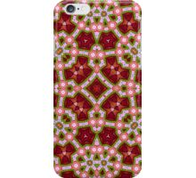 Modern stylish pattern iPhone Case/Skin