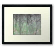 Whisper © Framed Print