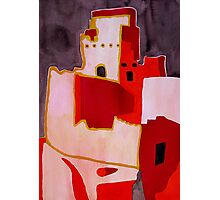 Mesa Verde original painting Photographic Print