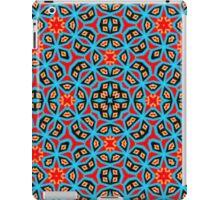 Stylish abstract colorful art iPad Case/Skin