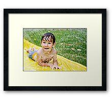Summer Bliss Framed Print