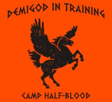 Demigod In Training by teesupply