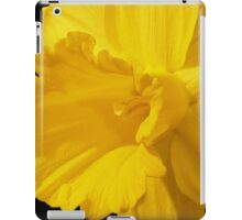 Daffodil Trumpet iPad Case/Skin