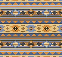 Southwestern Pattern Design by csforest