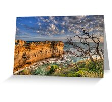 Reach For The Sky #2 - Twelve Apostles, Great Ocean Road - The HDR Experience Greeting Card